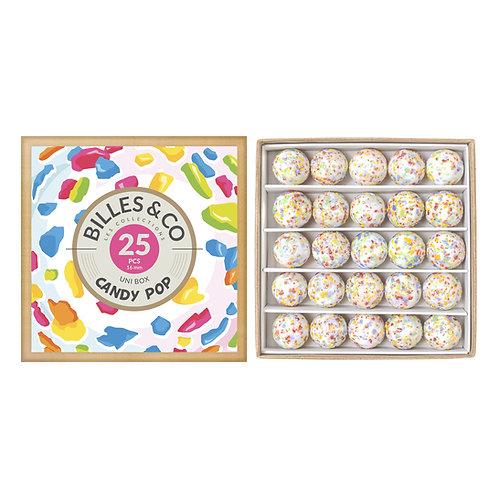 Mini Coffret billes Candy Pop