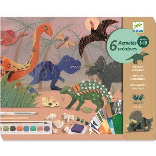 Coffret Dino Box