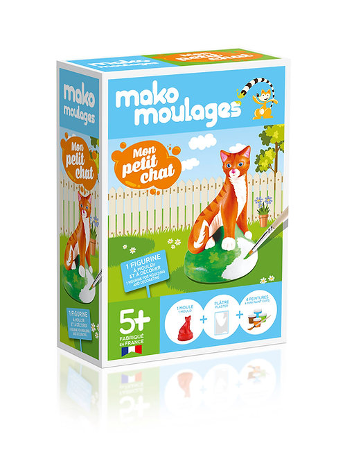 Kit Mako Moulages Chat