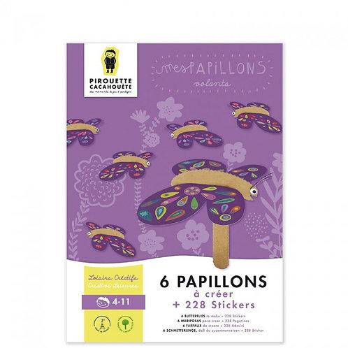 Kit créatif Les Papillons