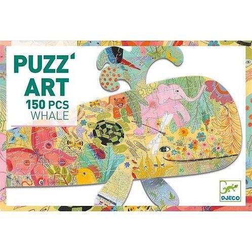 Puzzle Puzz'Art Hippocampe 150 pièces