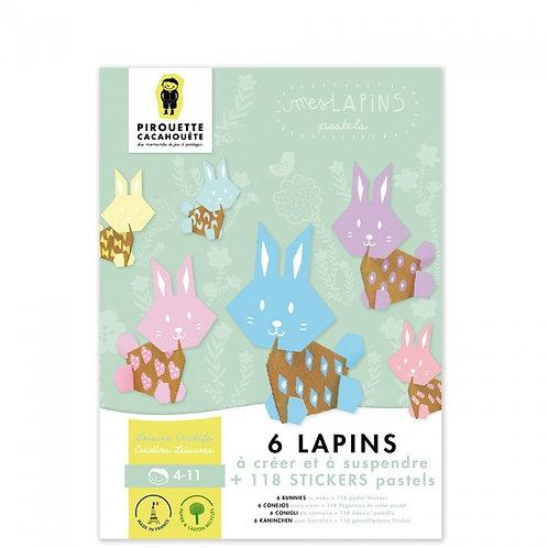 Kit créatif Les Lapins