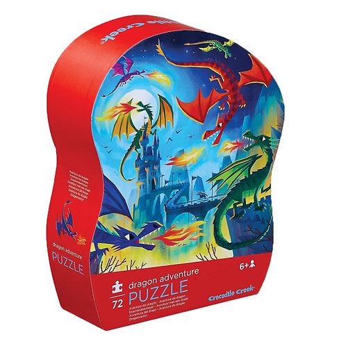 Puzzle Dragon 72 pièces
