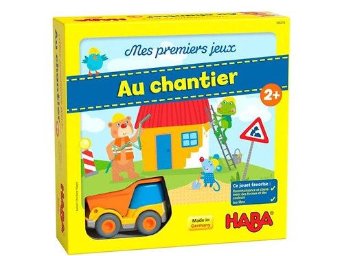 Jeu Au Chantier