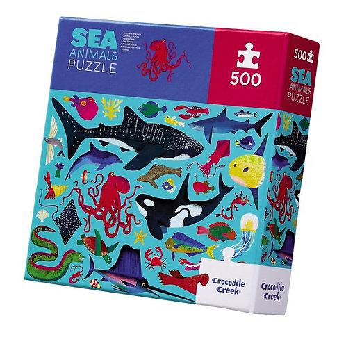 Puzzle Animaux de la Mer 500 pièces