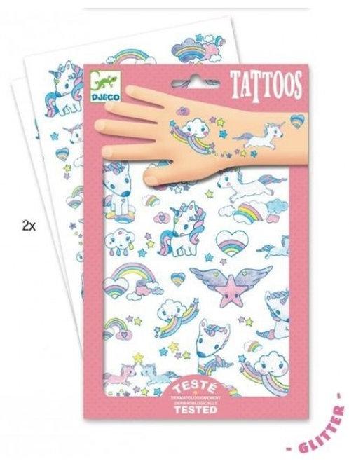 Copie de Tatouages Licornes