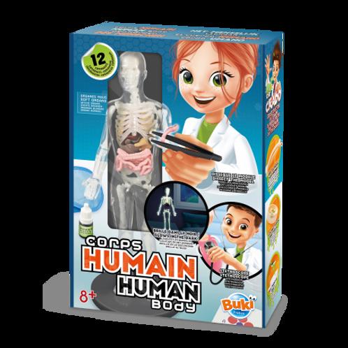 Kit Corps humain