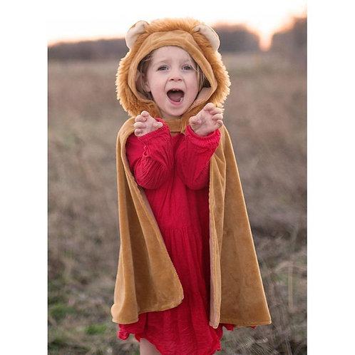 Déguisement cape Lion