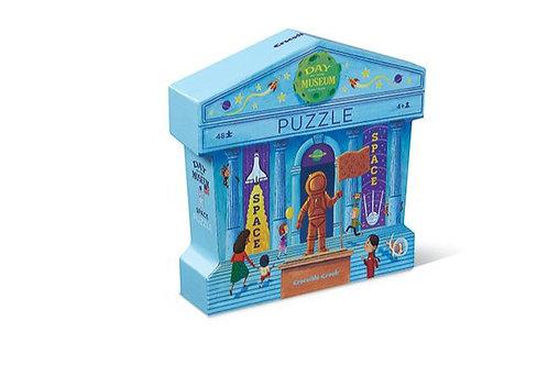 Puzzle Musée de l'Espace 48 pièces