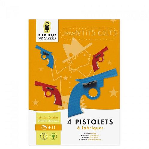Kit créatif Les Pistolets