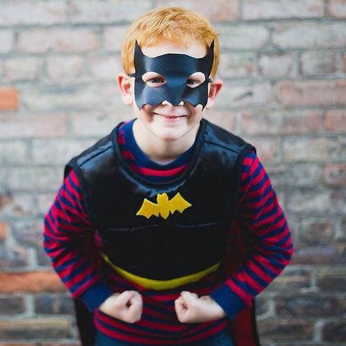 Déguisement réversible Batman / Super-héro