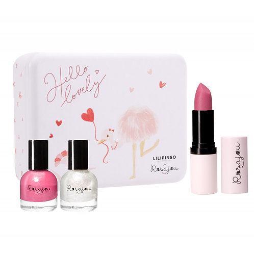 Coffret maquillage Lovely
