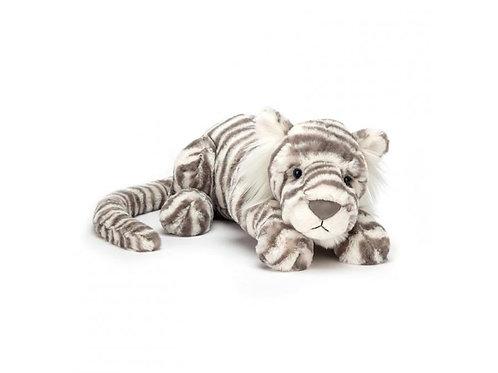 Peluche Tigre Blanc Small