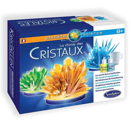 Kit La Chimie des cristaux