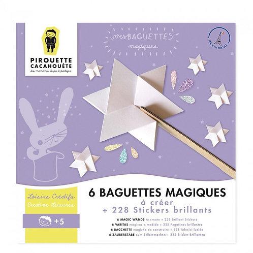 Kit créatif Baguettes Magiques