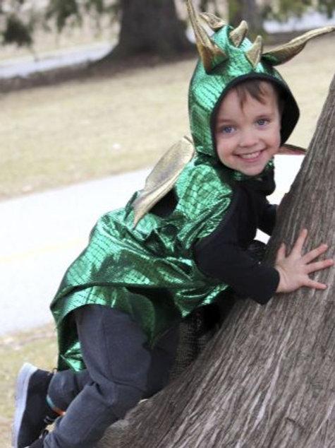 Cape dragon vert