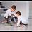 Thumbnail: Maquette 3D et son livre Tyrannosaure
