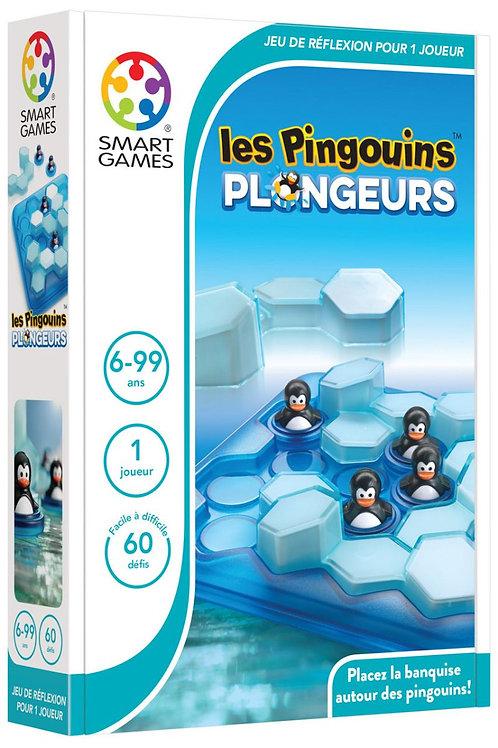 """Jeu de logique """"Les pingouins Plongeurs"""""""
