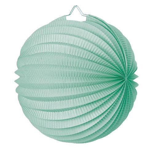 Lampion Mint 20 cm