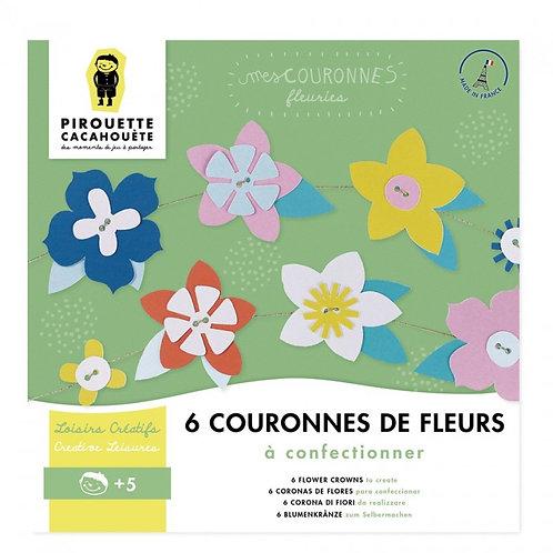 Kit créatif Couronnes de Fleurs