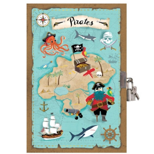 Journal intime Pirate