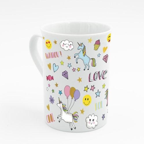 """Joli mug """"Licornes"""""""