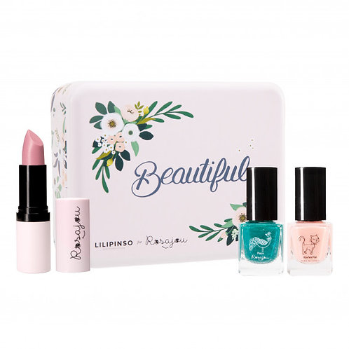 Coffret maquillage Wonderland
