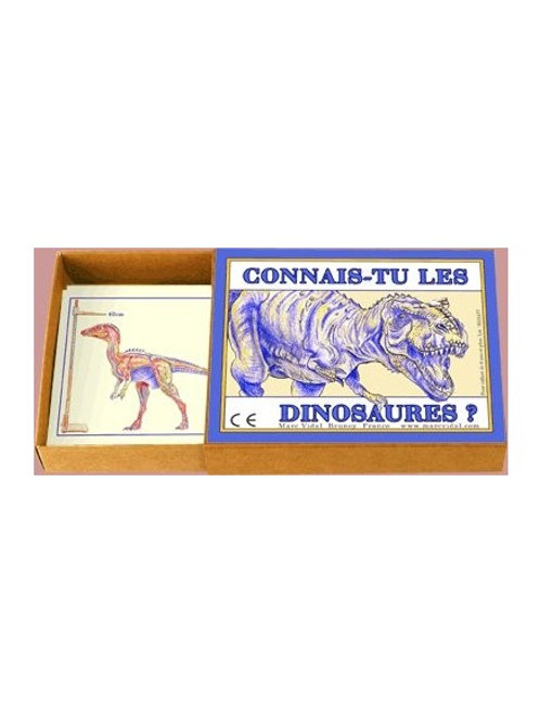 Connais-tu les dinosaures ?