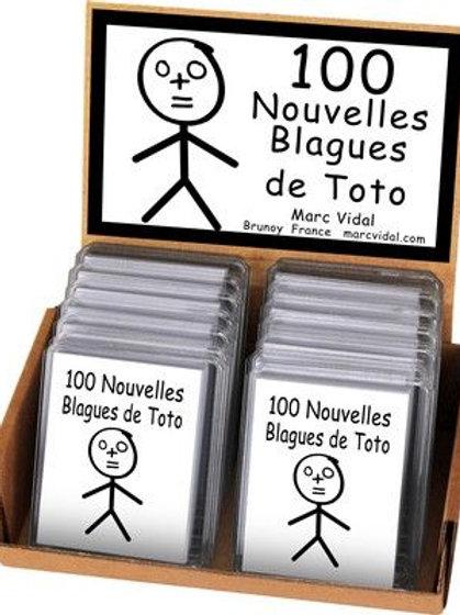 100 Nouvelles Blagues de Toto