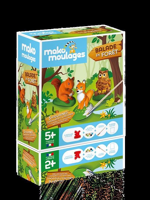 Kit Mako Moulages Forêt