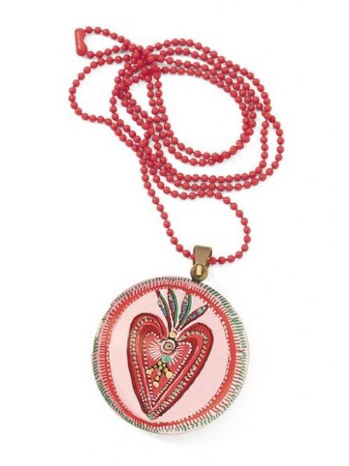 Collier Lovely Surprise Coeur