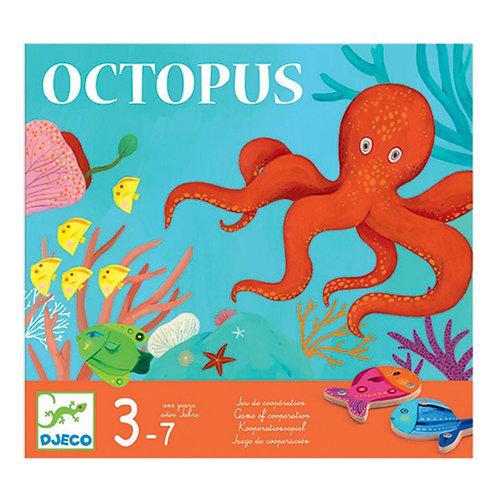 Jeu Coopératif Octopus