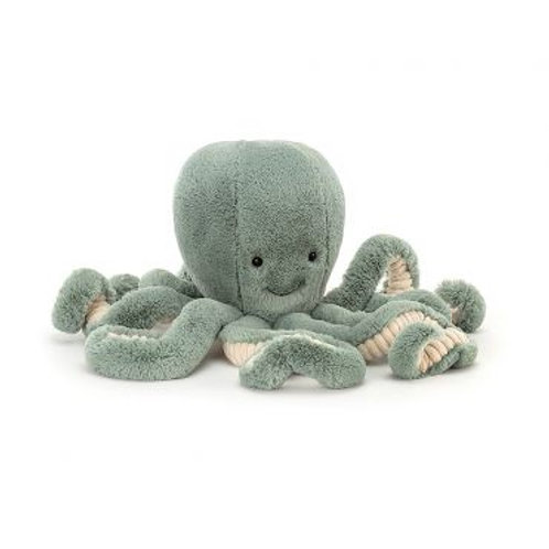 Peluche Pieuvre Mint Small