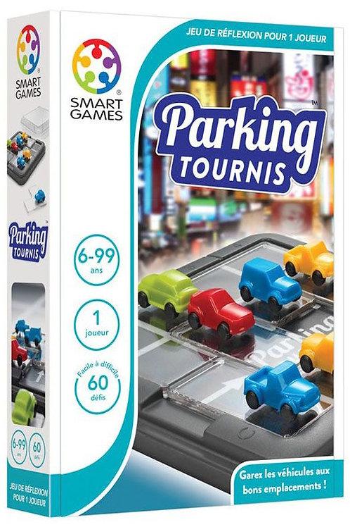 """Jeu de logique """"Parking Tournis"""""""