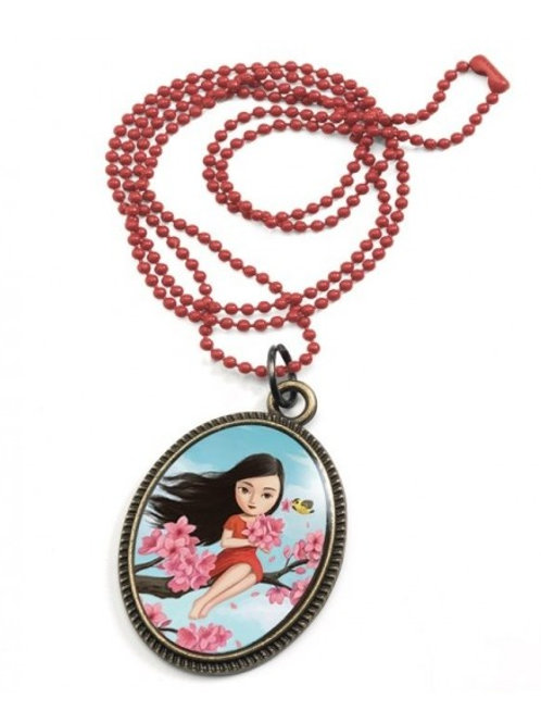 Collier Lovely Sweet Printemps