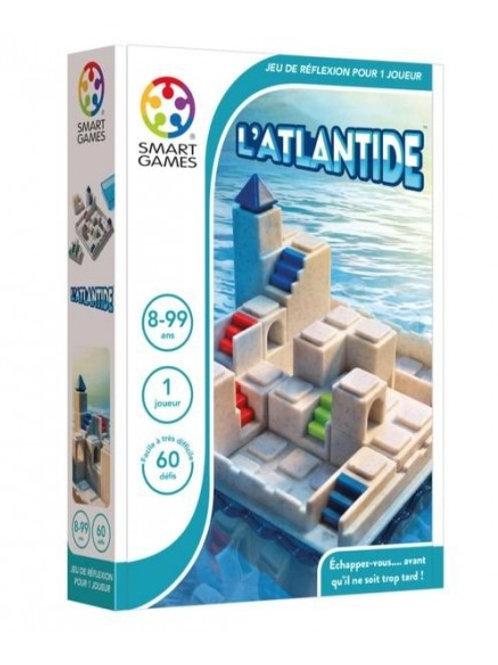 "Jeu de logique ""L'Atlantide"""