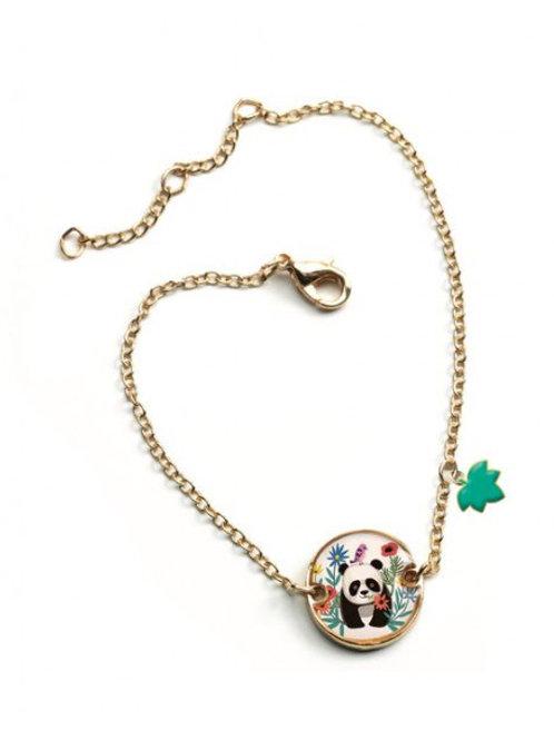 Lovely Bracelet Panda