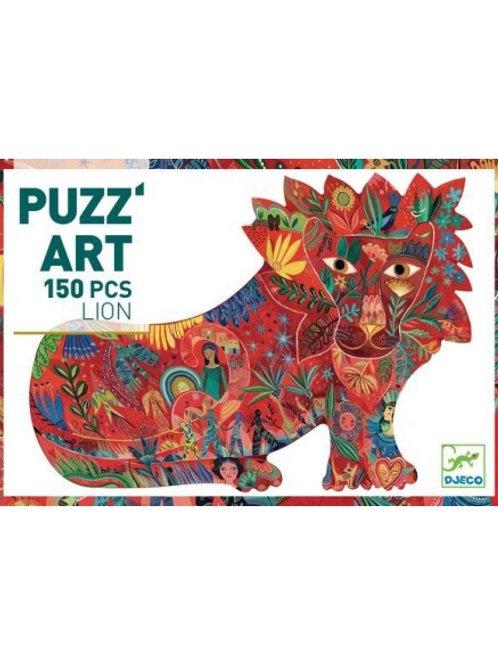 Puzzle Puzz'Art Lion 150 pièces