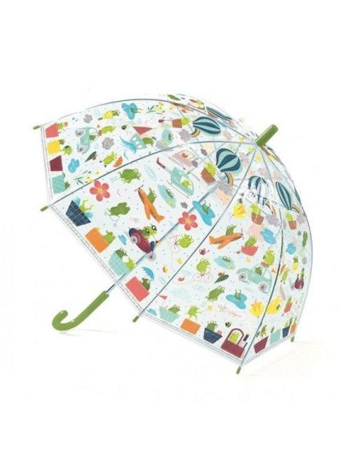 Parapluie Grenouillettes