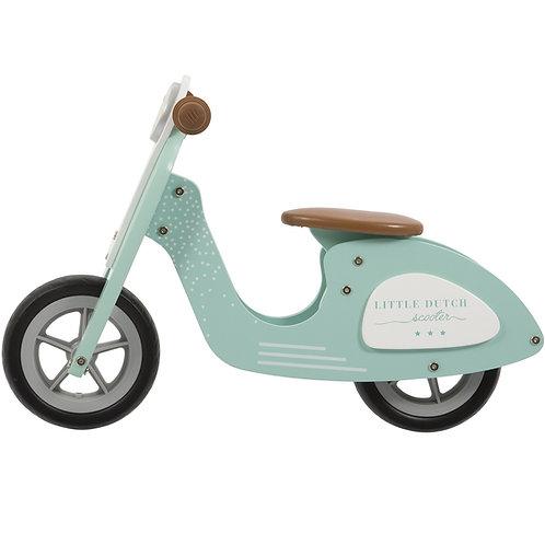Draisienne Scooter en bois Mint