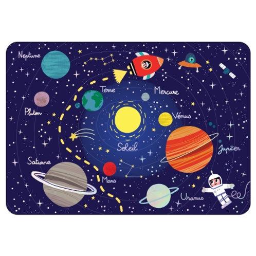 "Set de table ""Cosmos"""