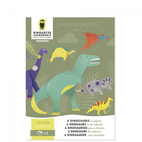 Kit créatif Les Dinosaures