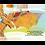 Thumbnail: Puzzle et livre Dragon 100 pièces