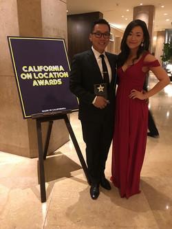 2016 CALIFORNIA ON LOCATION AWARDS