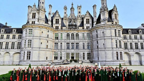 IOSH at Chambord Castle, France