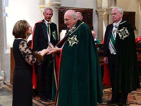The International Order of St. Hubertus Investiture