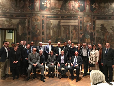 The Foundation supports the Major of Como's application to become a UNESCO Creative City in 2019