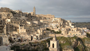 The Foundation & ITKI supports UNESCO conference & launch of Matera as European City of Culture 2019