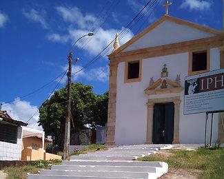 Restored Sao Joao Batista dos Militares Church Olinda