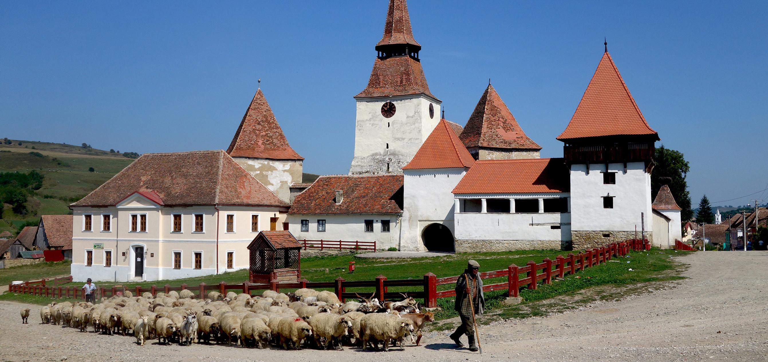 'Saxon' Village of Archita